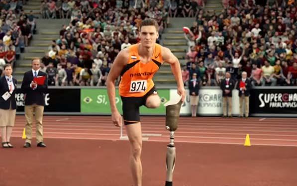 Paralímpicos, El «tengo miedo de continuar» se convirtió en «sí puedo». Un inspirador y divertido video