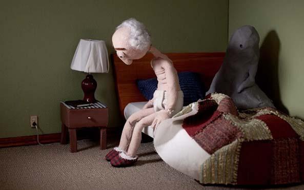 Abuelos, Este corto animado me ayudó a comprender la soledad de los abuelos