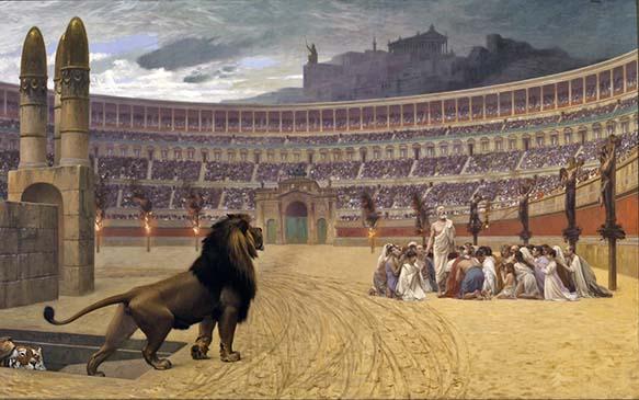 Cristianos, (Quiz) ¿Cuánto sabes sobre la vida de los primeros cristianos?