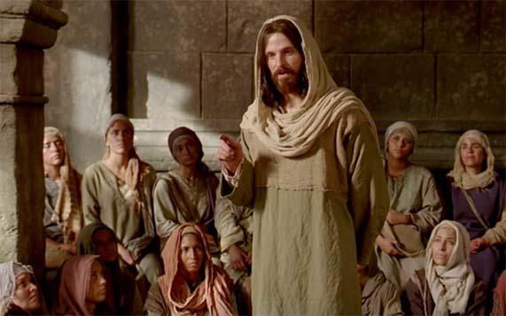 Gestos, 5 cosas que Cristo nos enseñó con sus gestos y su cuerpo