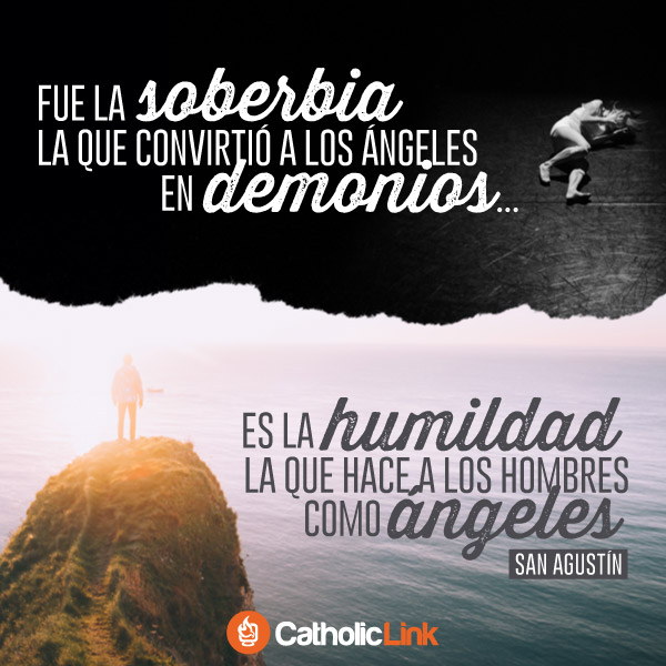 Fue la soberbia la que convirtió a los ángeles en demonios | San Agustín
