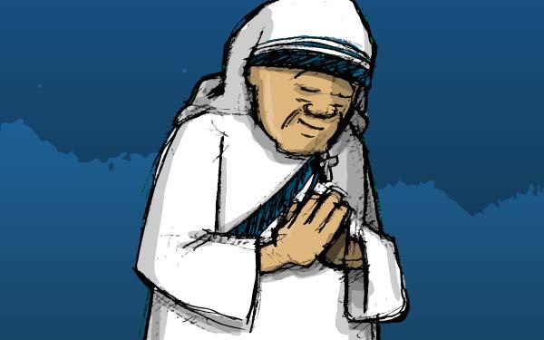 Madre Teresa, (Infografía) El camino espiritual de la Madre Teresa