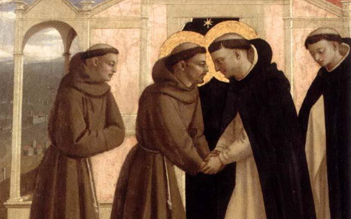orden, 6 órdenes medievales que salieron al rescate de la Iglesia