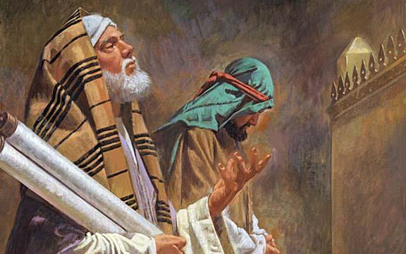 Actitud, ¿Cuál es tu actitud al dirigirte a Dios? (comentario al Evangelio del domingo)