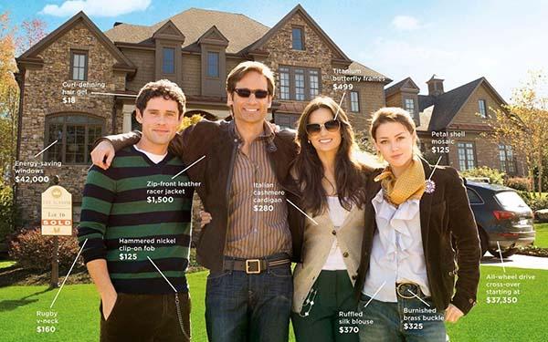 Joneses, Película apostólica recomendada «The Joneses» (2009)