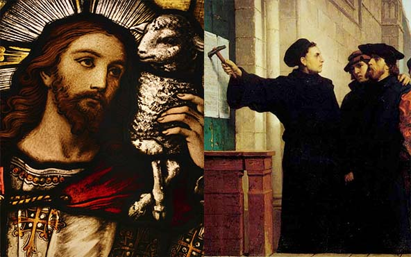 Luteranos, ¿En qué coincidimos los luteranos y los católicos?