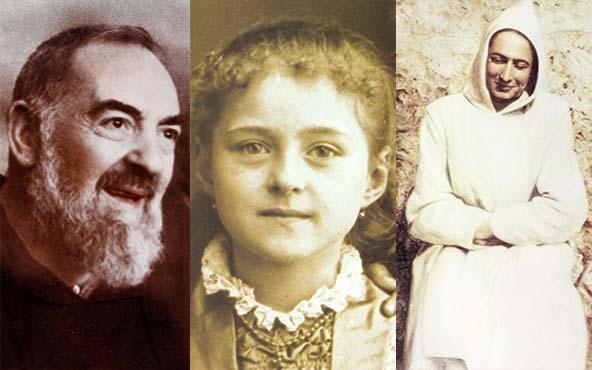 Confianza, 3 santos a los que debes acudir para vivir el abandono y la confianza en Dios