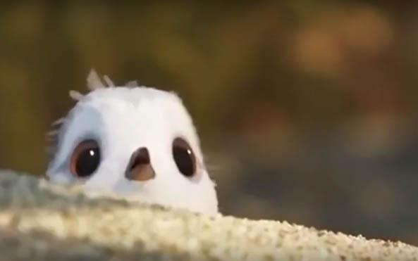 Miedos, Piper, la pequeña gaviota que nos enseña a vencer los miedos de la forma más inesperada