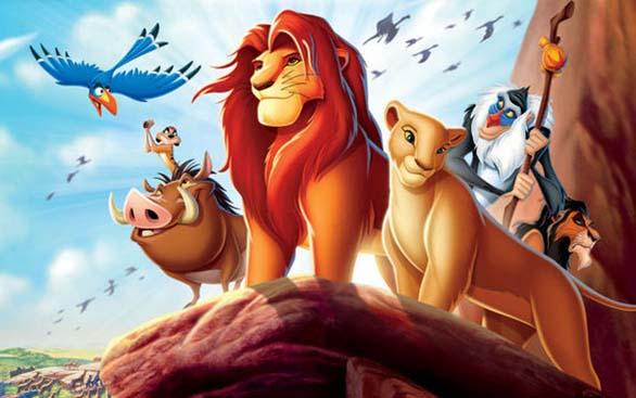 Rey León, ¿Pueden tener algo en común El Rey León y el Adviento?