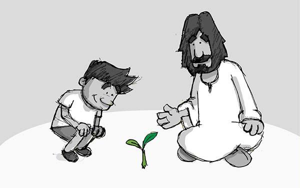 Vida Cristiana, 6 pasos para cultivar una amistad o para vivir mejor la vida cristiana… ¿no es lo mismo?