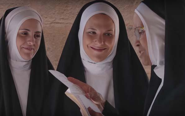 Cristianismo, ¿Mejorarías el cristianismo con la fórmula de estas tres monjitas?