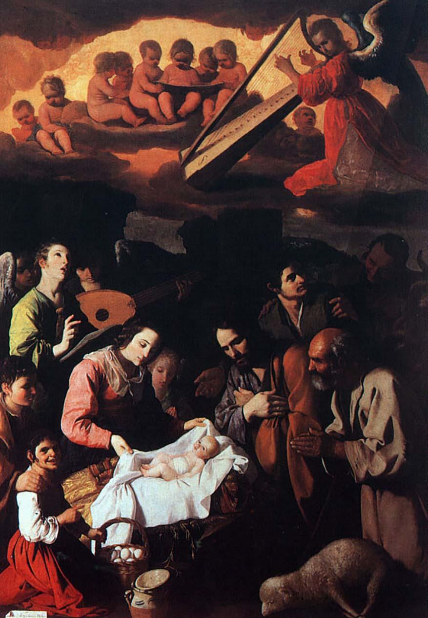Pinturas, Las 10 pinturas más bellas sobre la Navidad