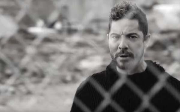 Duele, «Duele demasiado». El elocuente videoclip de David Bisbal sobre el sufrimiento de tantos inocentes