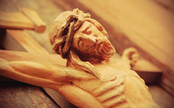 Jesús, Gracias a Dios Jesús no era un perfeccionista (Comentario al Evangelio)