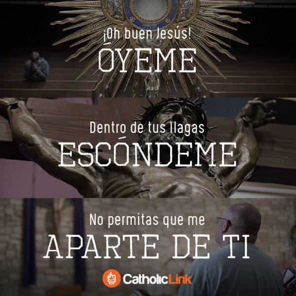 """Oración""""Alma de Cristo"""""""