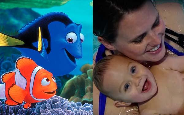 Bebé prematuro, Francis, el bebé prematuro y Nemo. Una hermosa historia providencial