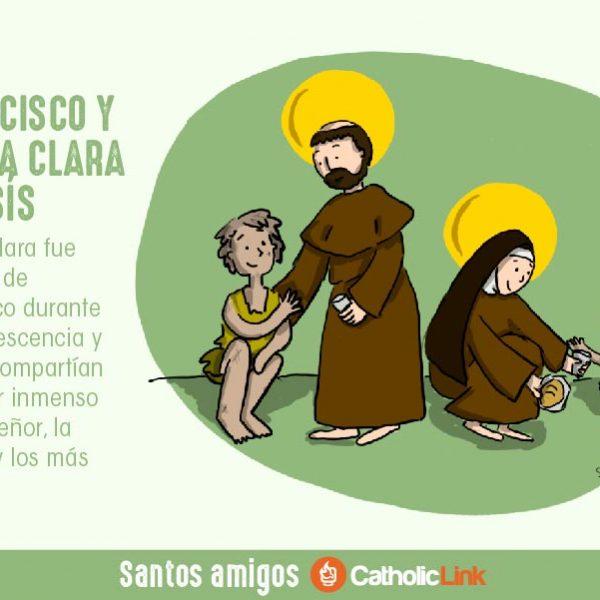 Galería: Santas amistades – Santos que fueron amigos