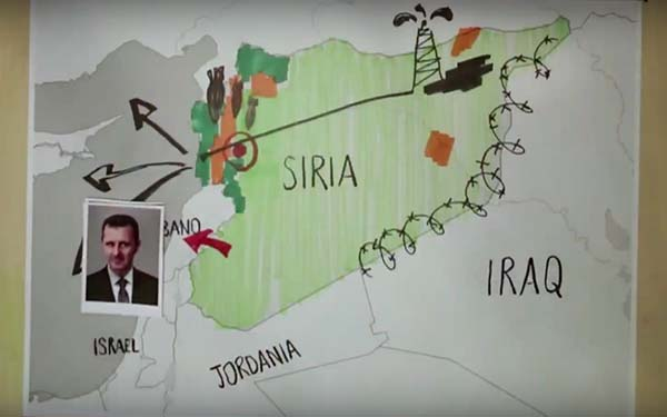 Sirio, Entendiendo el conflicto Sirio en 9 minutos. Una mirada histórica