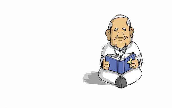 Lectio, ¿Cómo se reza la Lectio Divina? El Papa Francisco te lo enseña, paso por paso