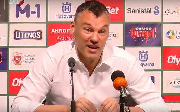 Lección, (Viral) La magnífica lección de vida de un entrenador de básquet lituano a un periodista