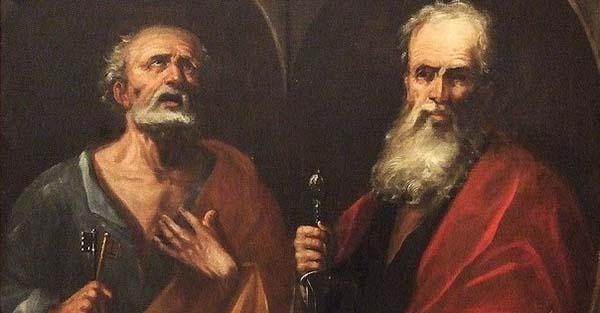 Pedro, San Pedro y san Pablo: una solemnidad de 1600 años para amar a la Iglesia y al Papa