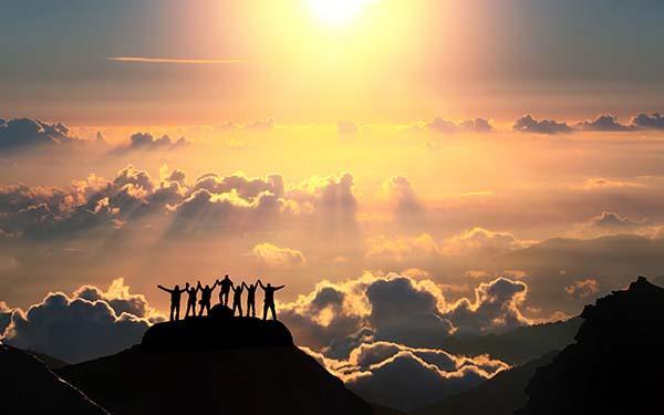 Cielo, Hoy el Señor nos da la receta para alcanzar el cielo (comentario al Evangelio)