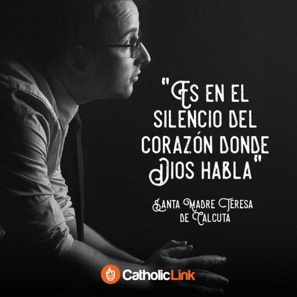 Es en el silencio donde Dios habla | Santa Teresa de Calcuta