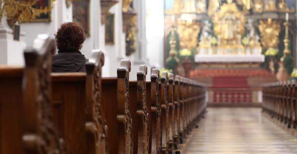 """, Muchas veces odiamos lo que """"creemos"""" que es la Iglesia (comentario al Evangelio)"""