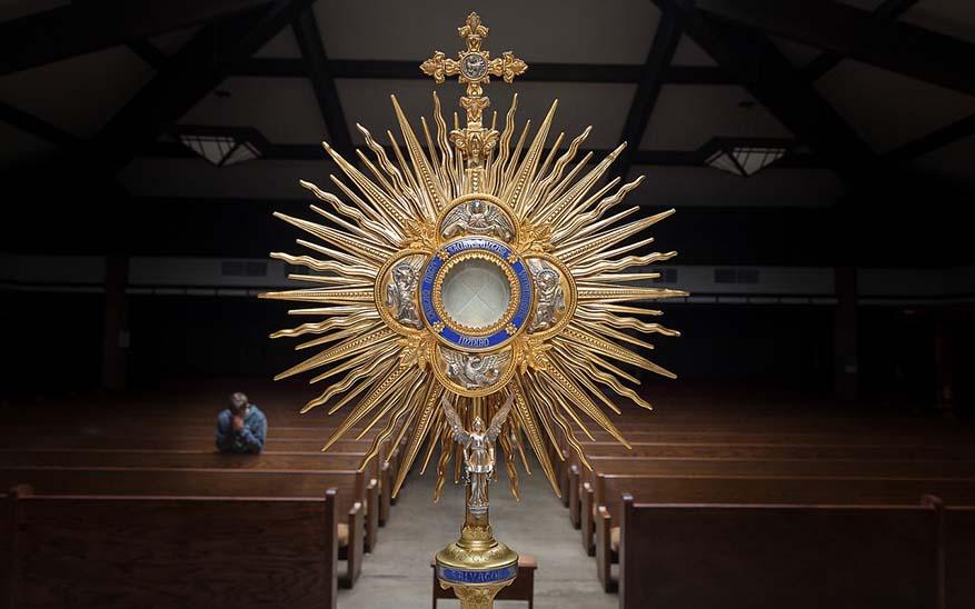 Corpus Christi, amor infinito