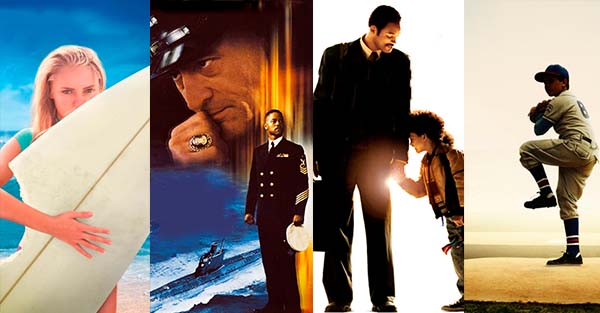 Perseverancia, 5 películas para crecer en la perseverancia (y son historias reales…)