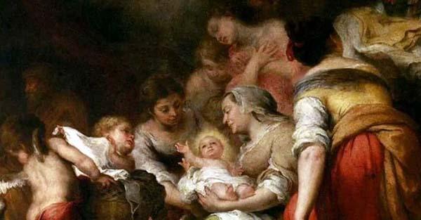 , 5 cosas que vivieron Joaquín y Ana al tener una hija sin pecado concebida