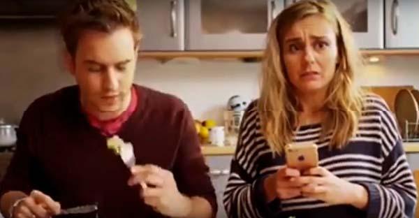 Antisocial modern horror dating