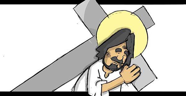 Vía Crucis, ¿Cómo se reza el Vía Crucis? Guía visual, paso por paso