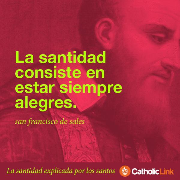 Galería: La santidad explicada por los santos