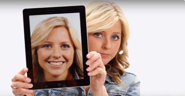Máscaras, La mejor impresión que puedes dar es ser tú mismo (video desenmascarador)