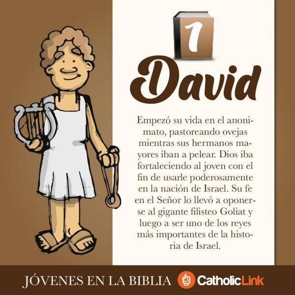 Galería: 5 jóvenes que aparecen en la Biblia
