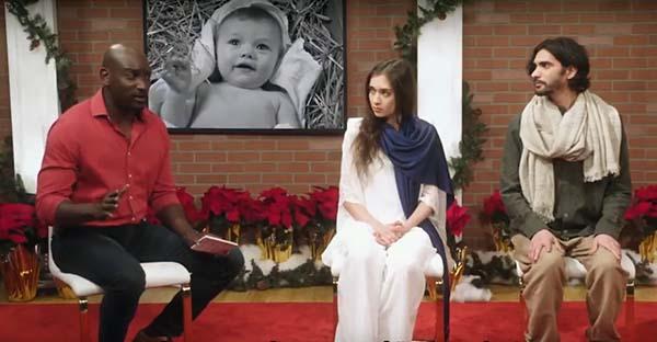 Talk show, ¿Qué pasaría si el misterio de la Navidad participara en un talk show?