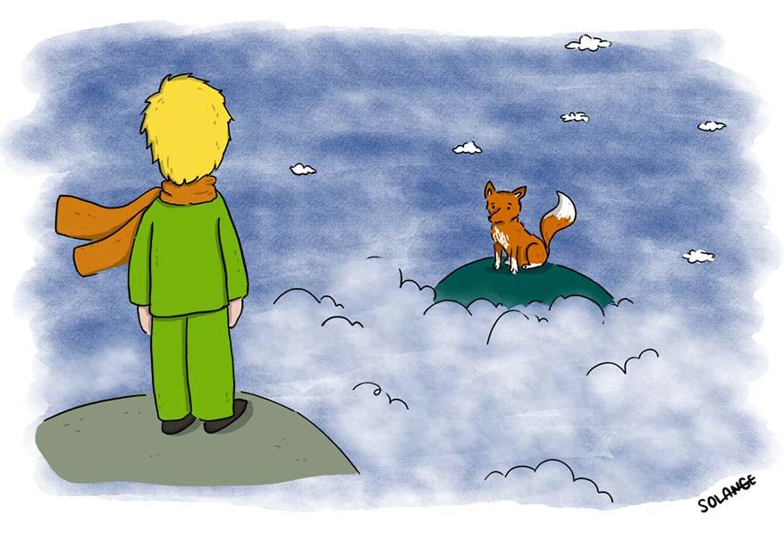 Amistad, La amistad nos lleva al cielo. 6 razones infalibles para ser amigos según «El Principito»