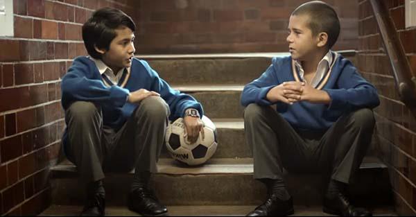 Libertad, 2 chicos y una situación en la que es importante decidir. ¿Qué hubieras hecho tú?
