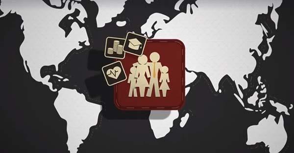 Familia, Un video que nos demuestra el papel irreemplazable de la familia para crear un mundo sostenible