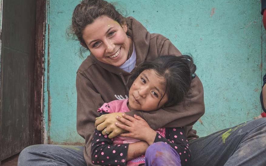 Voluntariado, 5 razones por la cuales un viaje de misiones te cambia la vida