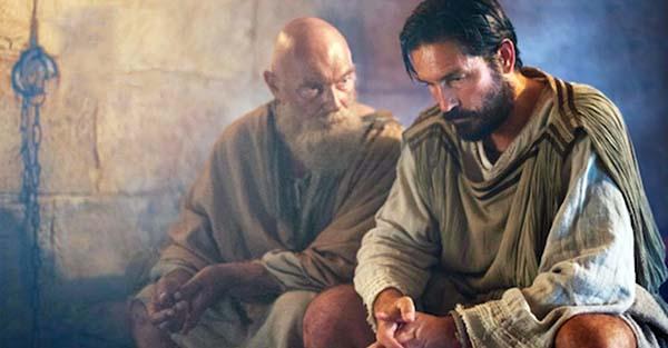 Pablo el apóstol de Cristo, «Pablo, el apóstol de Cristo». La película que revive los últimos días de san Pablo en prisión