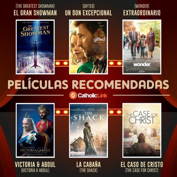 Películas recomendadas del 2017