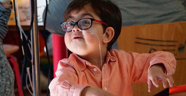 «Ganar al Viento», «Ganar al Viento». Un precioso documental sobre la enfermedad y los niños que te robará el corazón