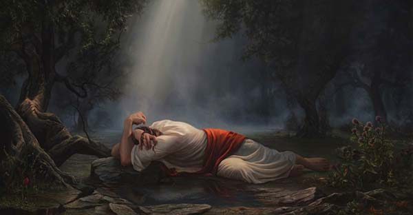 Getsemaní, ¿Qué le dice Getsemaní a mi propia fragilidad?