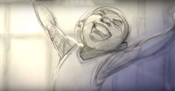 Kobe, «Dear Basketball». El hermoso corto animado de Kobe Bryant sobre el amor sin condiciones