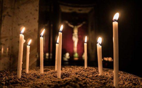 Muerto, ¿Cómo tener a Cristo vivo cuando parece que está muerto?