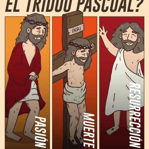 Infografía: ¿Qué conmemoramos durante el Triduo Pascual?