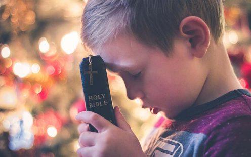 Dios, 10 cosas que necesito enseñarle a mis hijos sobre Dios