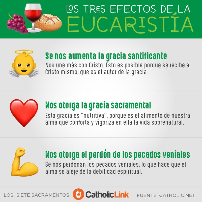 El Matrimonio Catolico Que Efectos Produce : Galería los efectos de siete sacramentos catholic link